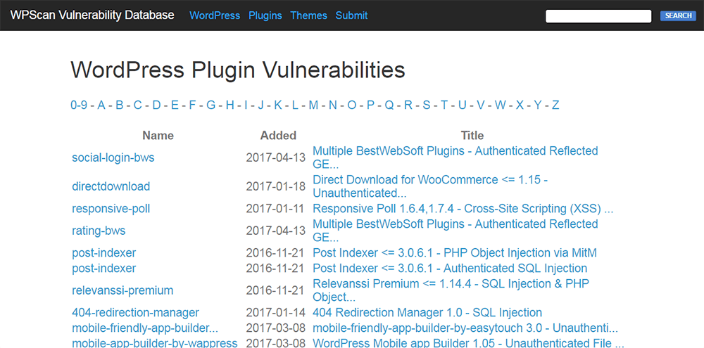Stay Safe! WordPress Plugin Vulnerabilities, and How to