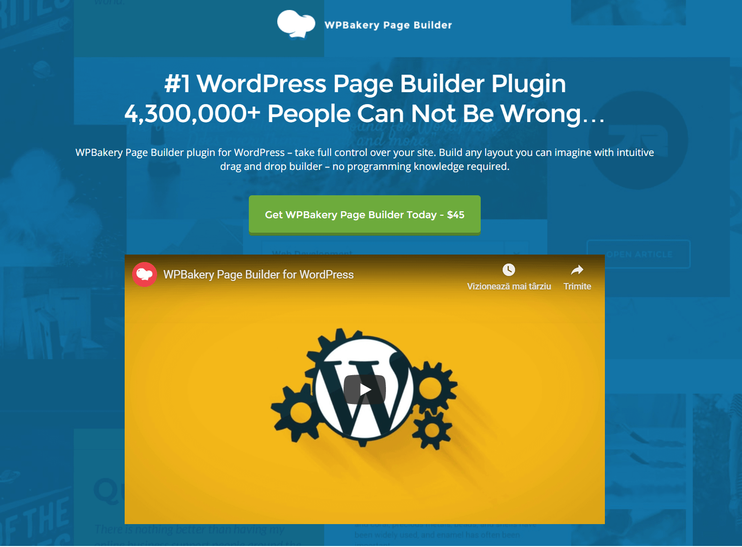 5 of the Best Drag and Drop WordPress Page Builders Compared