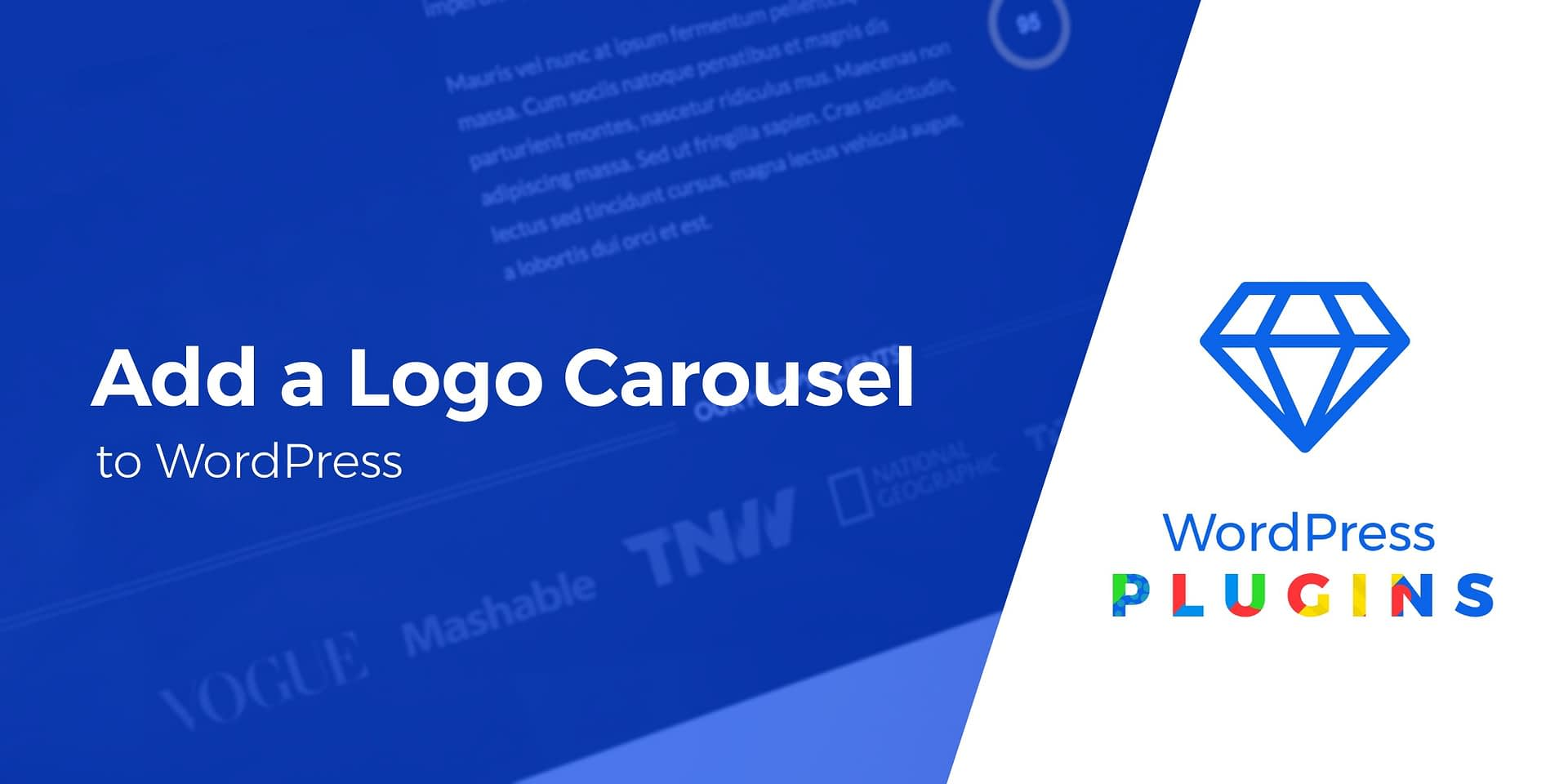How to Add a Logo Carousel to WordPress: 2 Methods