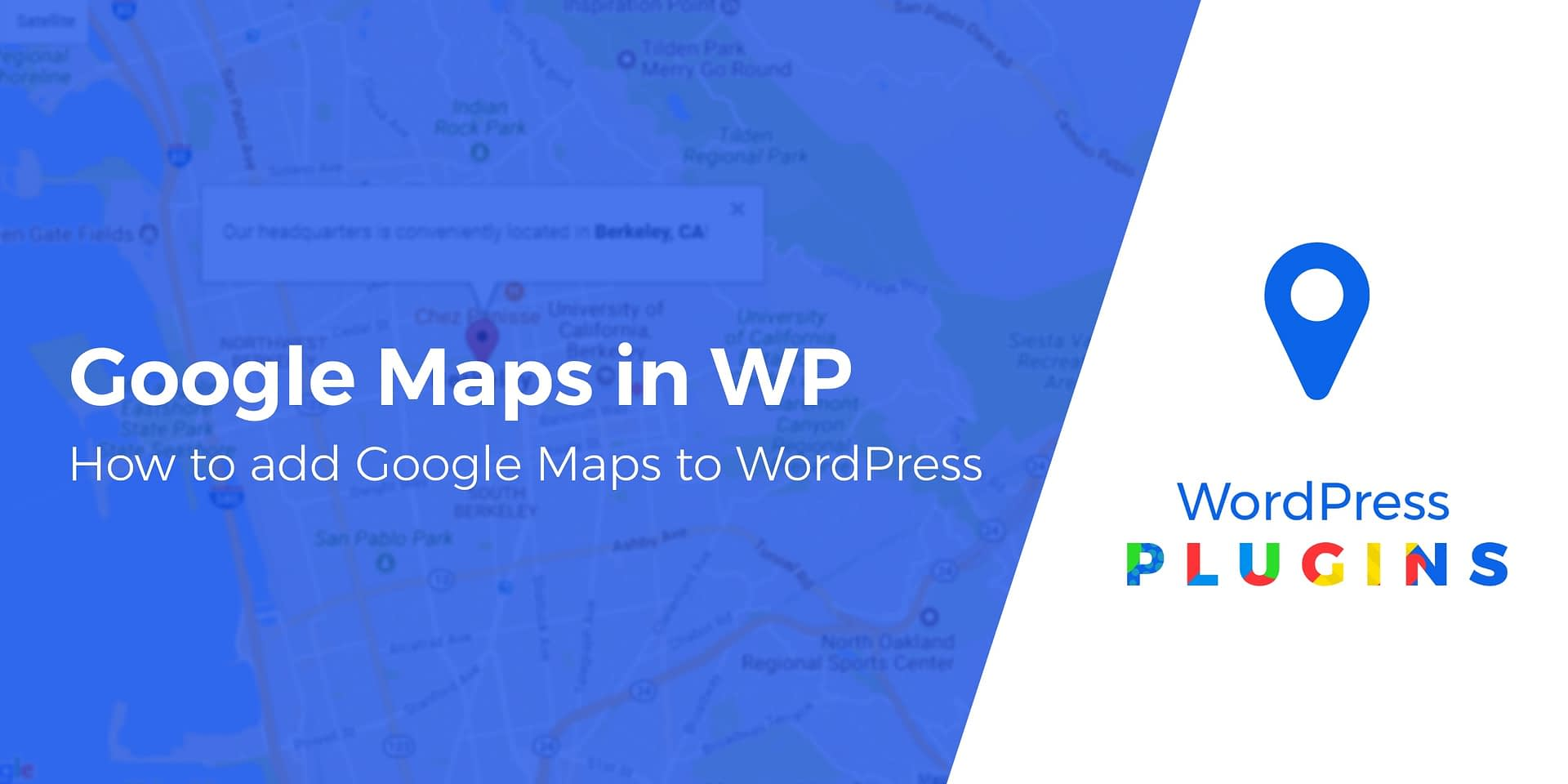 How to Add Google Maps to WordPress (Beginner's Guide)