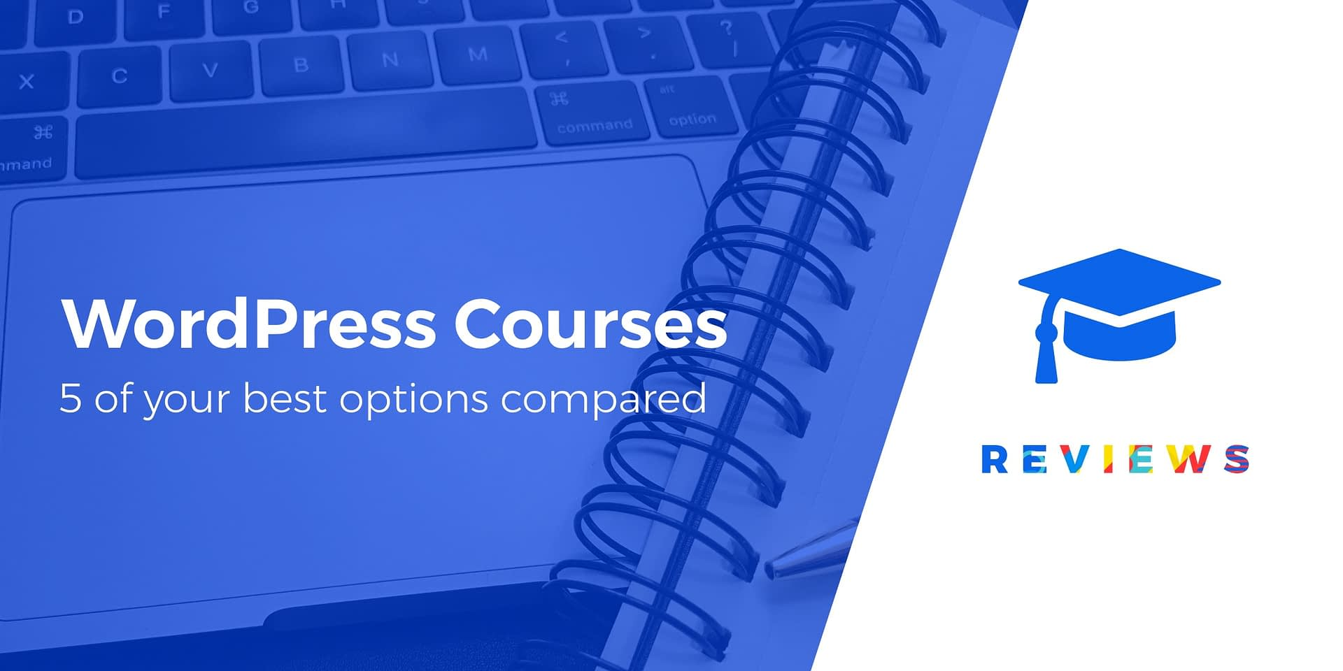 Online WordPress Courses: 5 of Your Best Options Compared