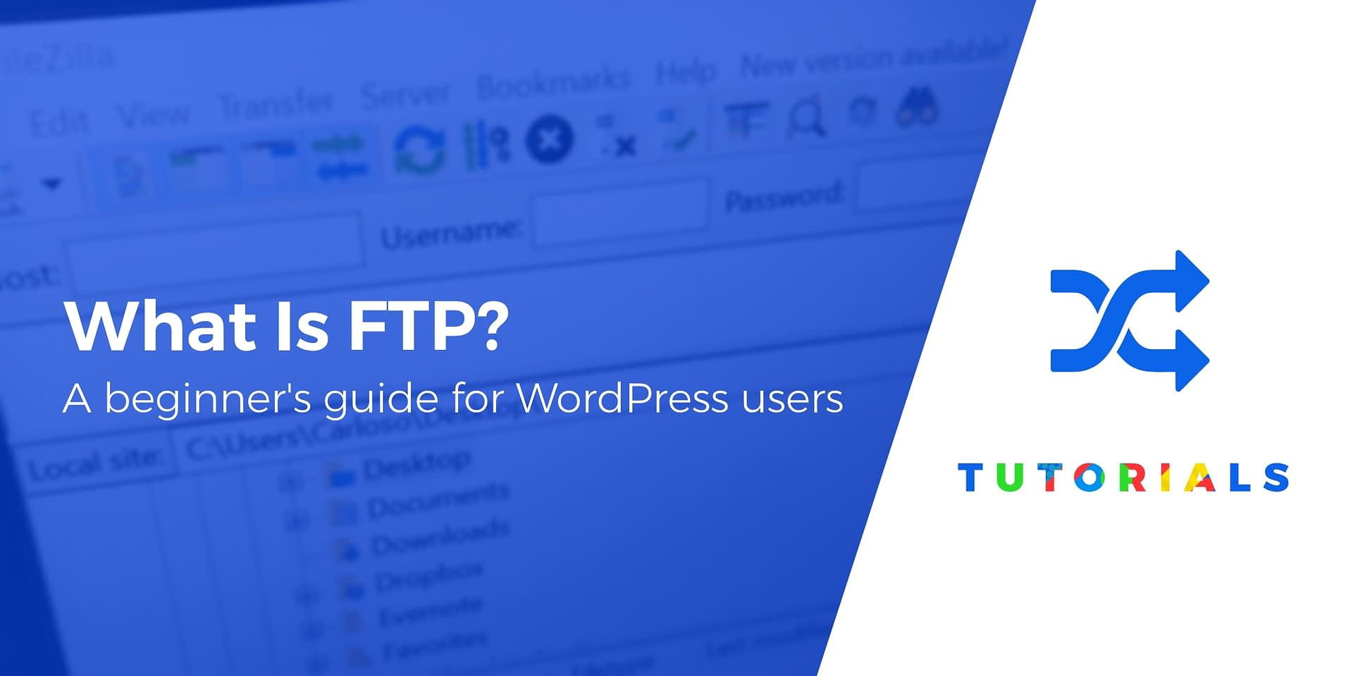 What Is FTP: A Beginner's Guide to FTP for WordPress Users