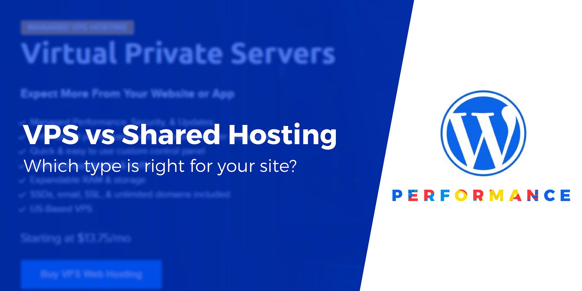 VPS vs Shared Hosting: Is VPS Hosting Right for Your