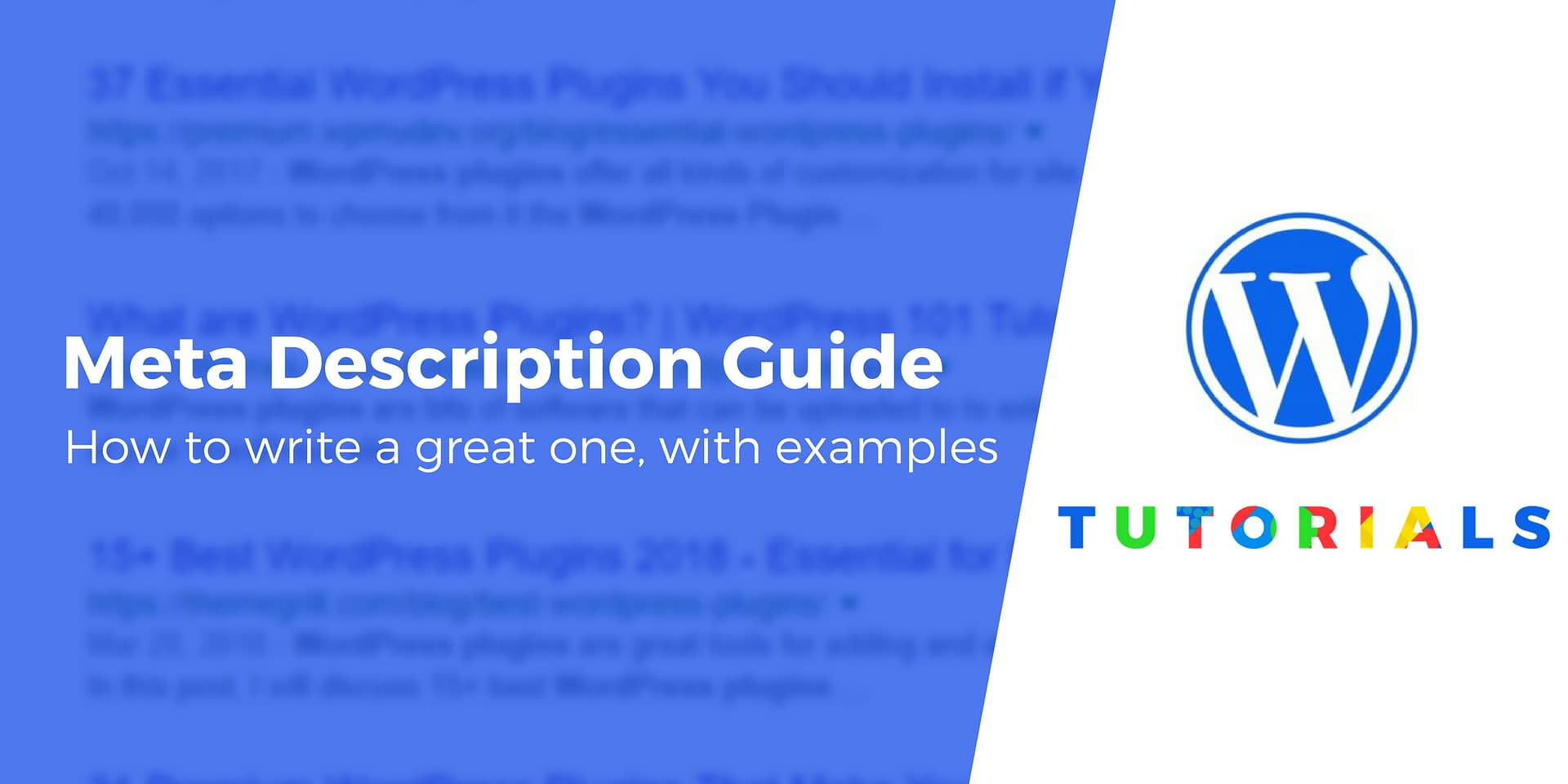 15 Meta Description Examples, Plus How to Write a Perfect