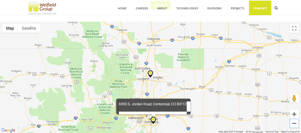 10 Creative Ways to Use Google Maps on Website (With Examples) on