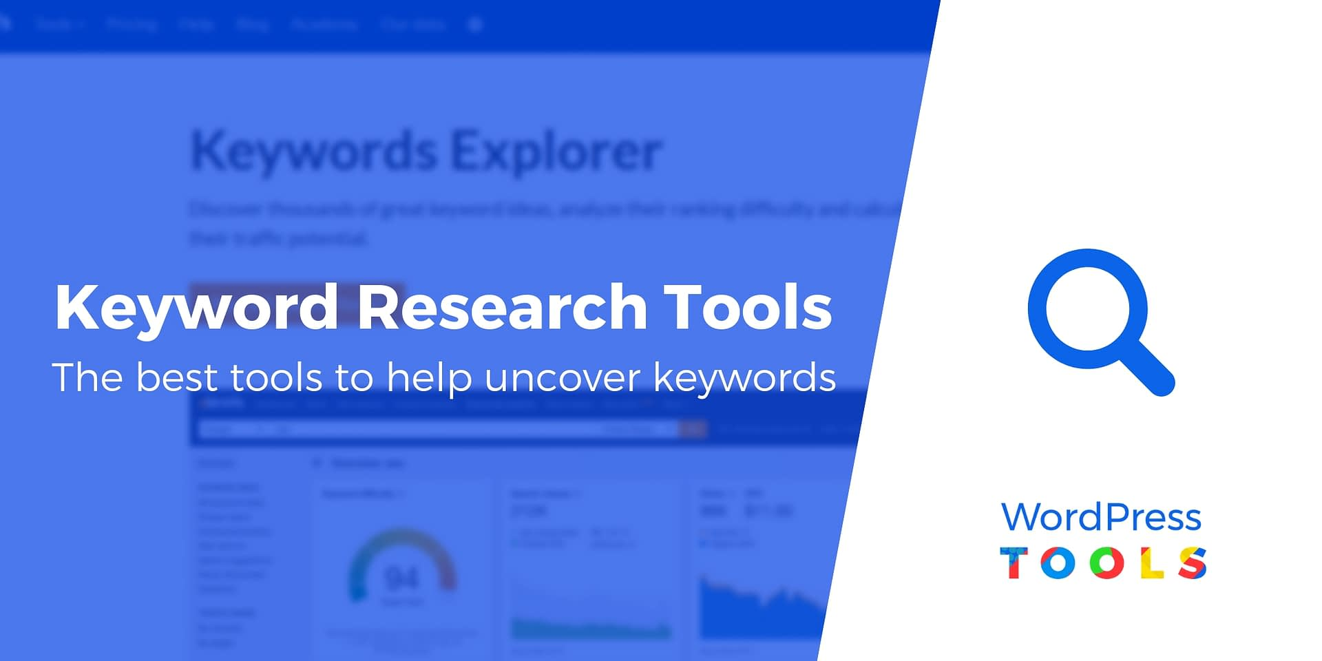 Best Keyword Tool 2019 10 Best Keyword Research Tools in 2019 (Including Free Options)