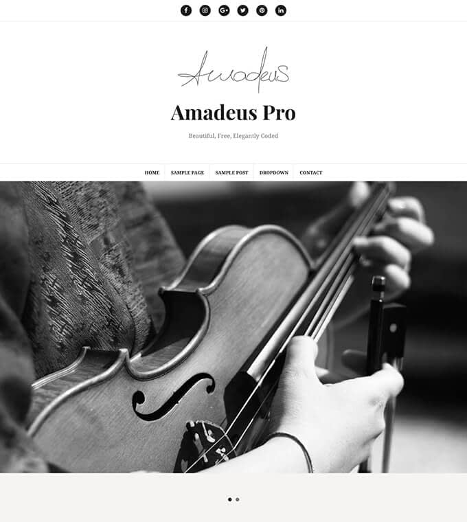 Amadeus PRO Featured Image