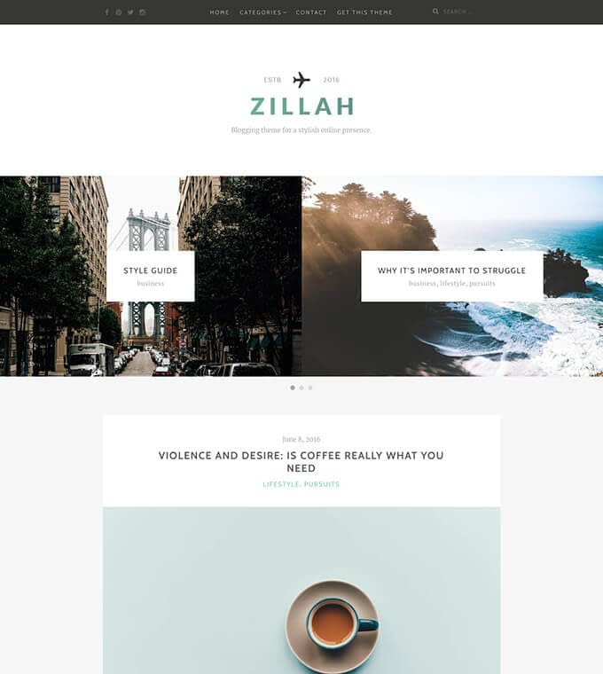 Zillah Featured Image