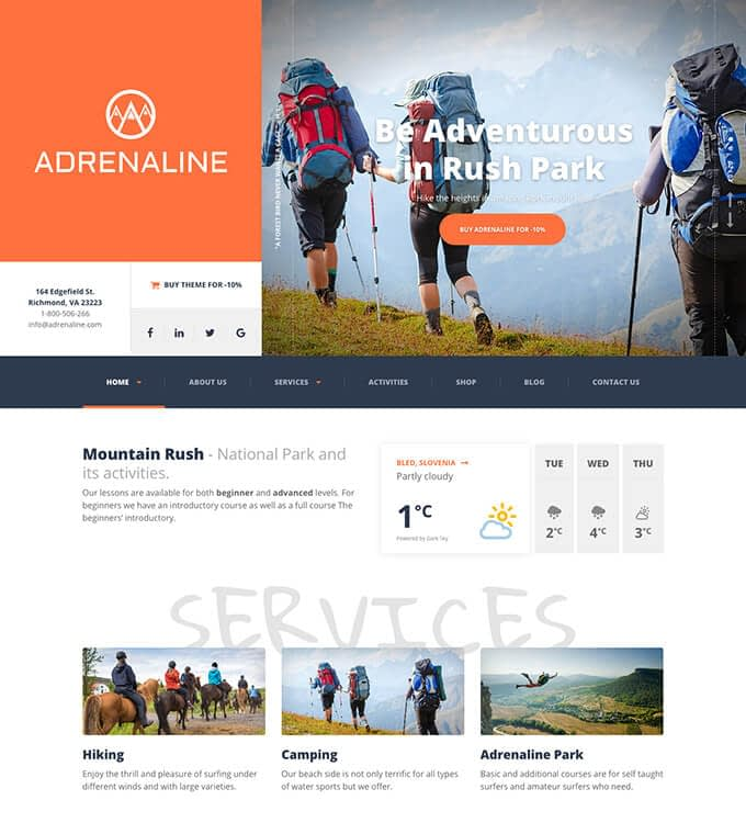 Adrenaline Featured Image