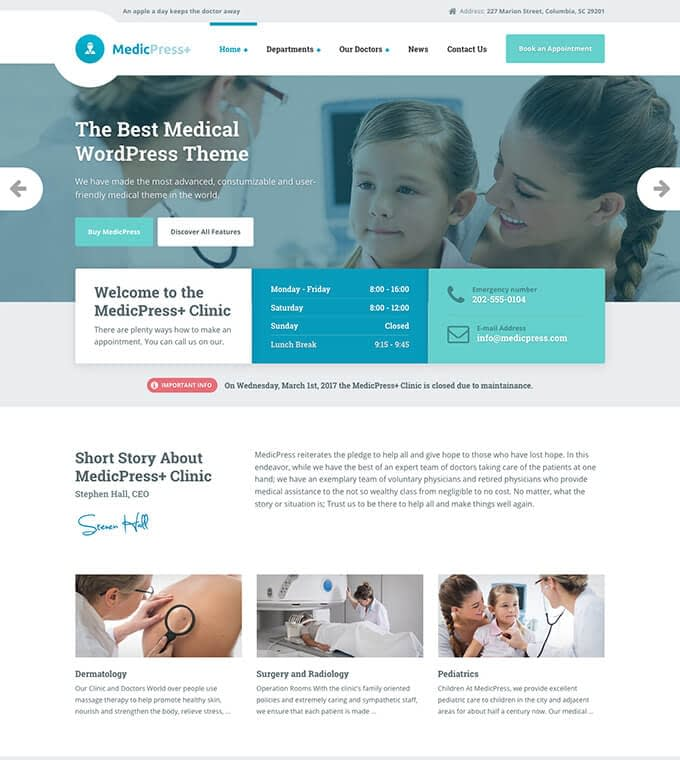 MedicPress Featured Image