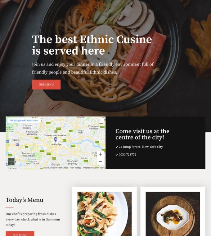 Restaurant Featured Image