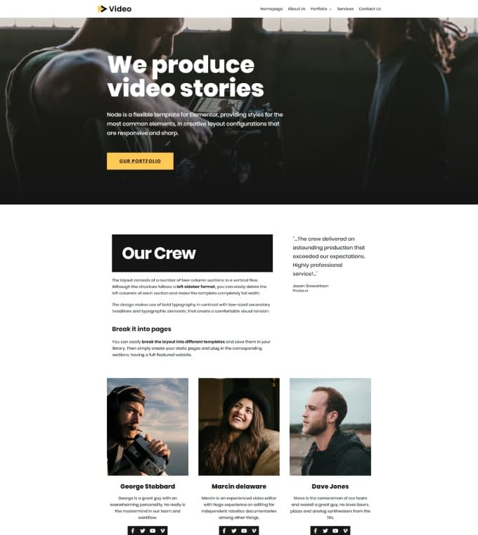 Video Agency Featured Image